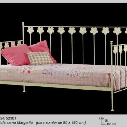 02852301 Sofá-cama Margaritas