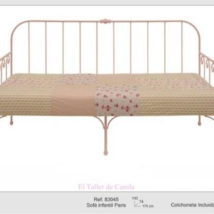 02883045 Sofá-cama de forja