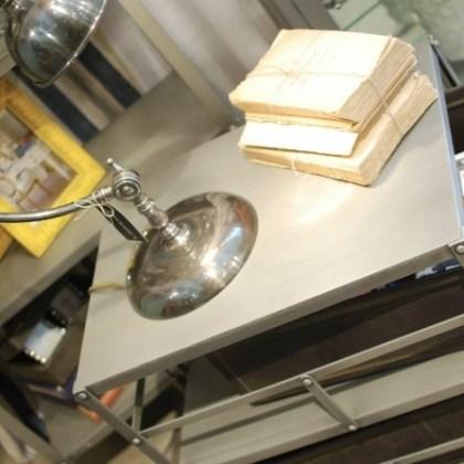02893231 Carrito de estilo industrial 40x50xh55