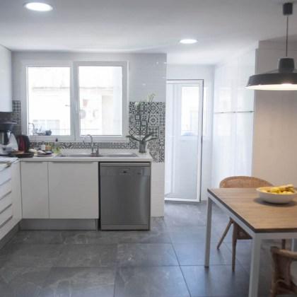 Decoración Valencia - Salón y Cocina