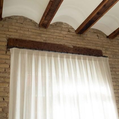 cortinas salón para decoración