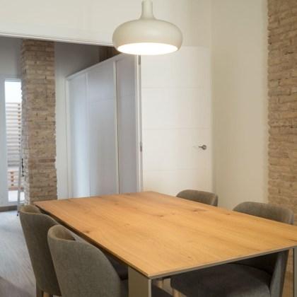 mesa decorativa para salón comedor