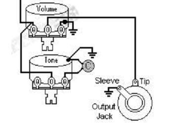Problema conexion potenciometro tono(varias posibilidades
