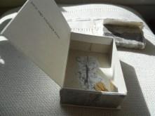 Una estona de cel. Mini llibreta de viatge amb estoig. Val-d Aosta, Itàlia