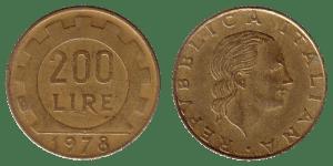 200 lire