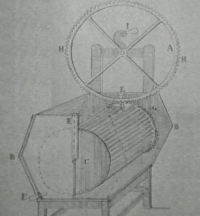 Lavadora de Henry Sidgier