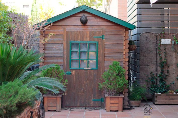 hazlo tu mismo creatividad pintar pintura muebles de exterior caseta diy tutorial como se hace