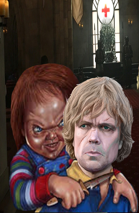 #WhoWouldWin: Week 46 Chucky vs Tyrion Lannister