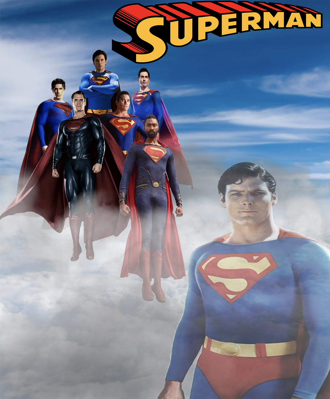 Supermen!!