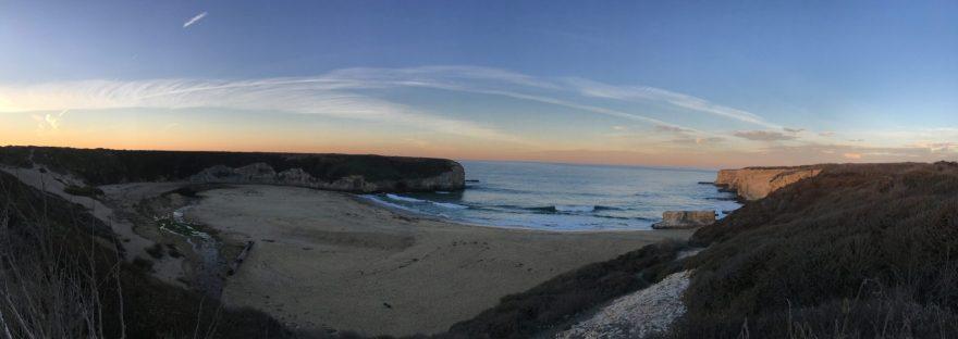 California Beach, Santa Cruz