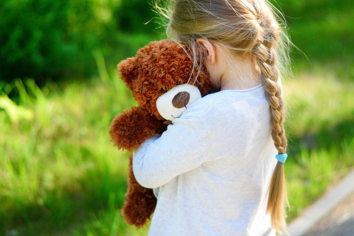 Wie man Kindern den Abschied erleichtern kann