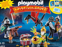 Playmobil Drachen-Adventskalender