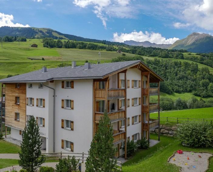 Ferienwohnungen Surses Alpin in Savognin