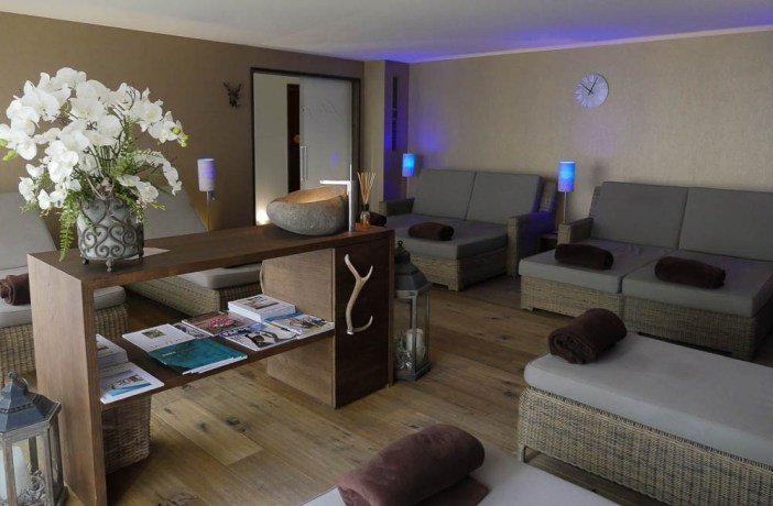 Ruheraum La Val Hotel Bergspa Brigels
