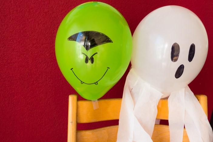 Ballone, Canon, Creativpack, Geburtstag, Halloween, Grusel, Monster, Geister, Vampire, Hexen, Geburtstagsparty, Geburtstagsdeko
