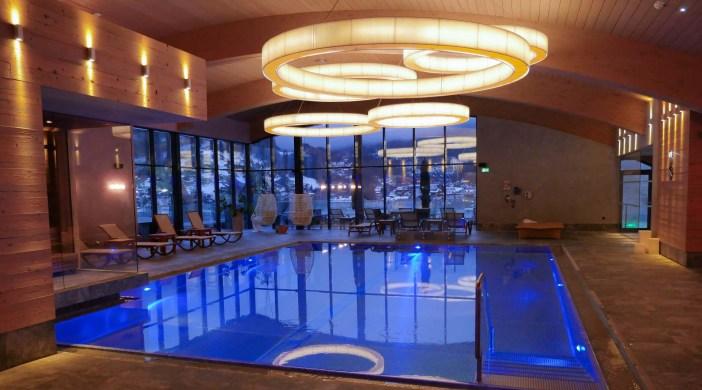 Bergland Hotel Sölden Wellness Spa baden