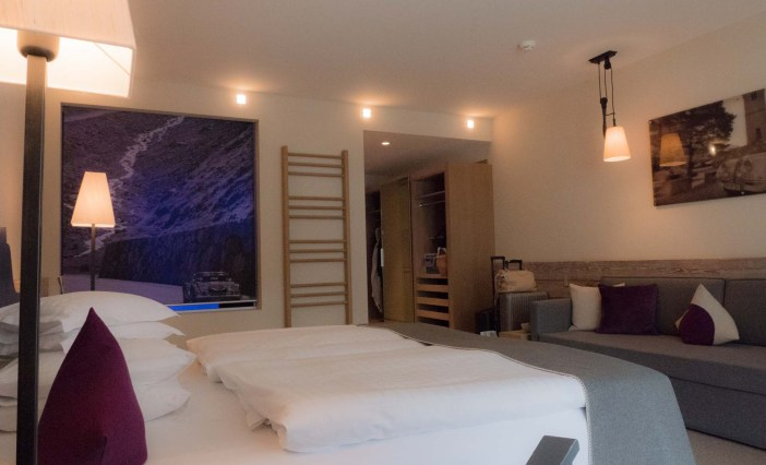 Bergland Hotel Sölden Juniorsuite