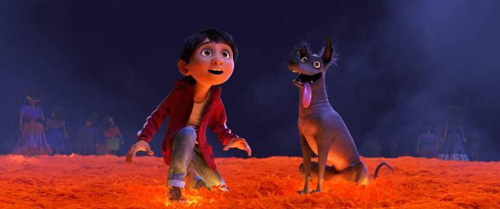 Coco Disney Pixar Mexico Stadt der Toten Weihnachtsfilm