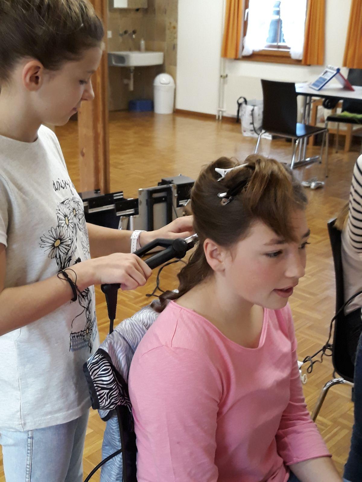 Kreative Frisuren Selber Machen Elternverein Wilen