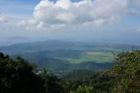 Ausblick vom Berg Gunung Raya