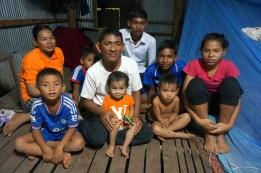 Vebol und seine Familie