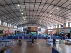 En Montecarlo se realizó el segundo encuentro provincial de tenis de mesa