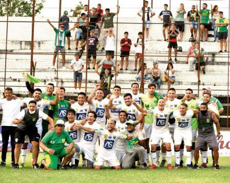 La Picada eliminó a Guaraní en un partido vibrante
