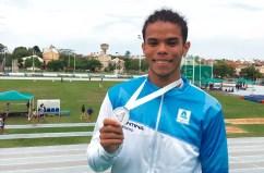 Santiago Batista, el misionero más rápido en los 100