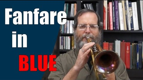 Fanfare in Blue – Free Improv 68