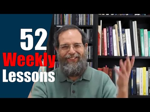 52 Powerful Weekly Lessons