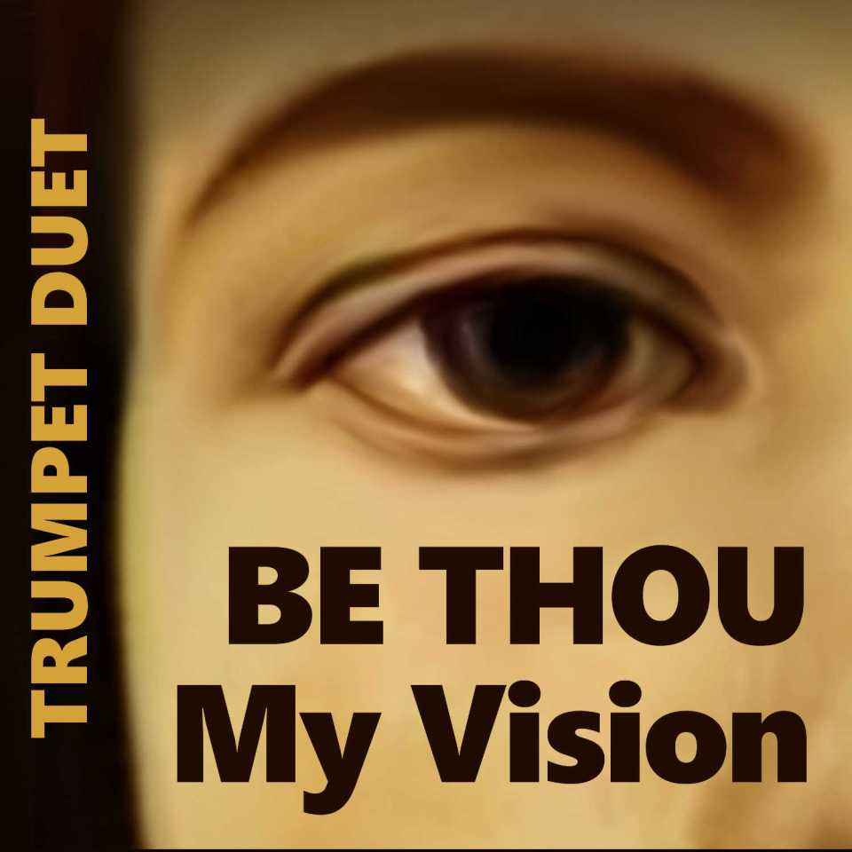 Be Thou My Vision Sheet Music Trumpet Duet