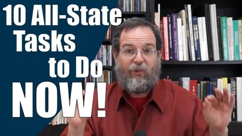 10 All-State Trumpet Tasks to Do Now
