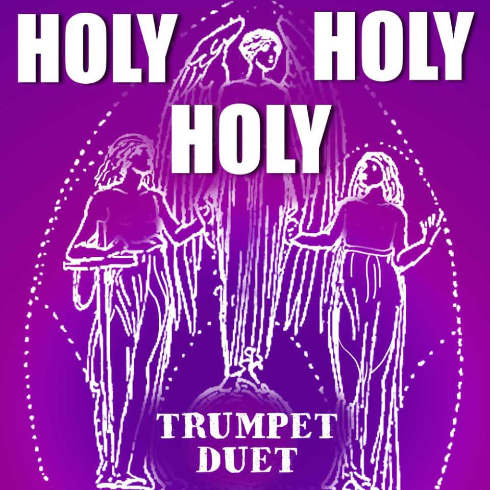 Holy, Holy, Holy Trumpet Hymn Duet sheet music pdf