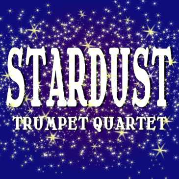 Stardust Trumpet Quartet Sheet Music PDF