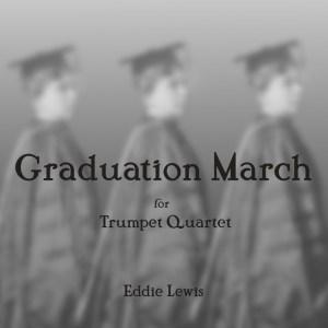 Graduation March trumpet quartet sheet music pdf
