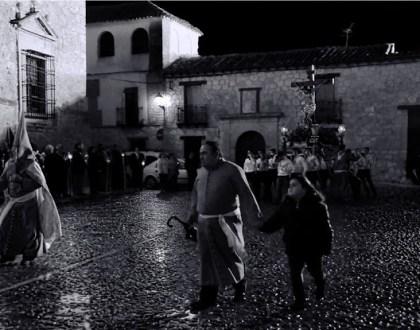 El «Vía + Crucis» de El Toboso. Año de la Misericordia
