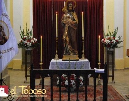 La Parroquia de El Toboso inicia la Novena a San José