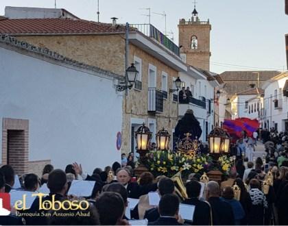 """El Toboso inicia sus fiestas patronales en honor al """"Santísimo Cristo de la Humildad"""""""