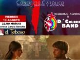Concierto de Música Católica Contemporánea en la víspera de la festividad de Santa Clara de El Toboso