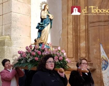 Solemnidad de la Inmaculada Concepción en El Toboso