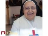Descansa en el Señor sor Juana María Trínitas, religiosa trinitaria contemplativa de El Toboso