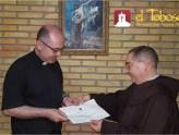 La Parroquia de El Toboso recibe una reliquia de San Francisco de Asís