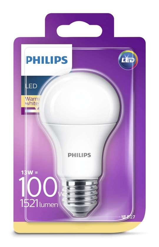 Philips 13W E27 220V A60 1521lm 2700K CORE PRO LED sijalica - 00106 78 000