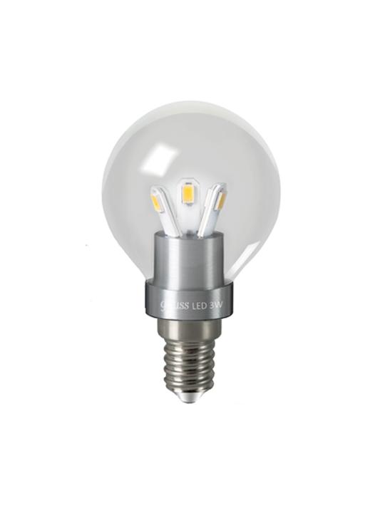 Gauss 3W E14 220V P45 250lm 4100K LED sijalica
