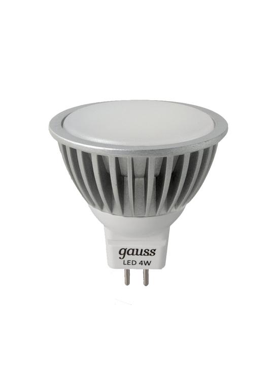 Gauss 4W GU5.3 12V 330lm 4100K LED sijalica