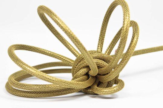 Nud GOLD CROWN tekstilni kabl - ND G3TT15