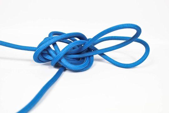 Nud BRILLIANT BLUE tekstilni kabl - ND G3TT352