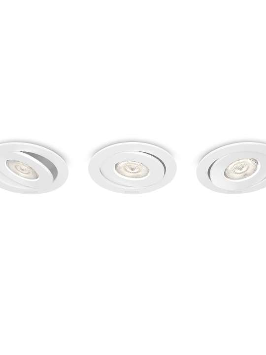 Philips ASTEROPE ugradna lampa - 59183/31/16