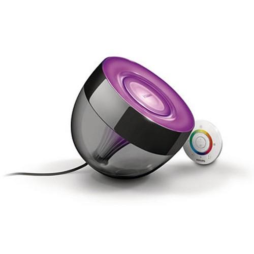 Philips IRIS BLACK stona lampa - 70999/30/PH