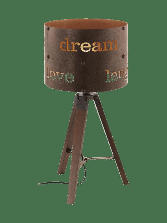 Eglo COLDINGHAM stona lampa - 49792